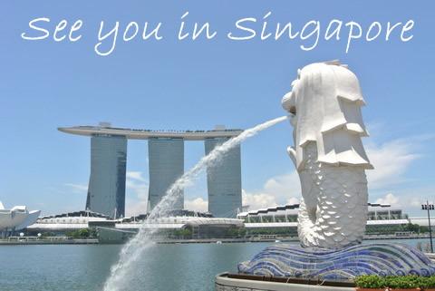 婚活イベント in シンガポール