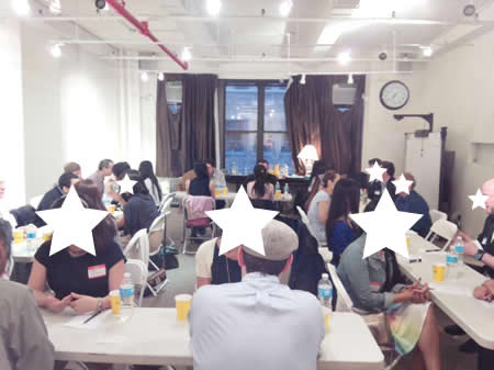 Speed Dating with Japanese Women in NYC
