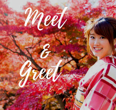 Meet and Greet with Japanese women